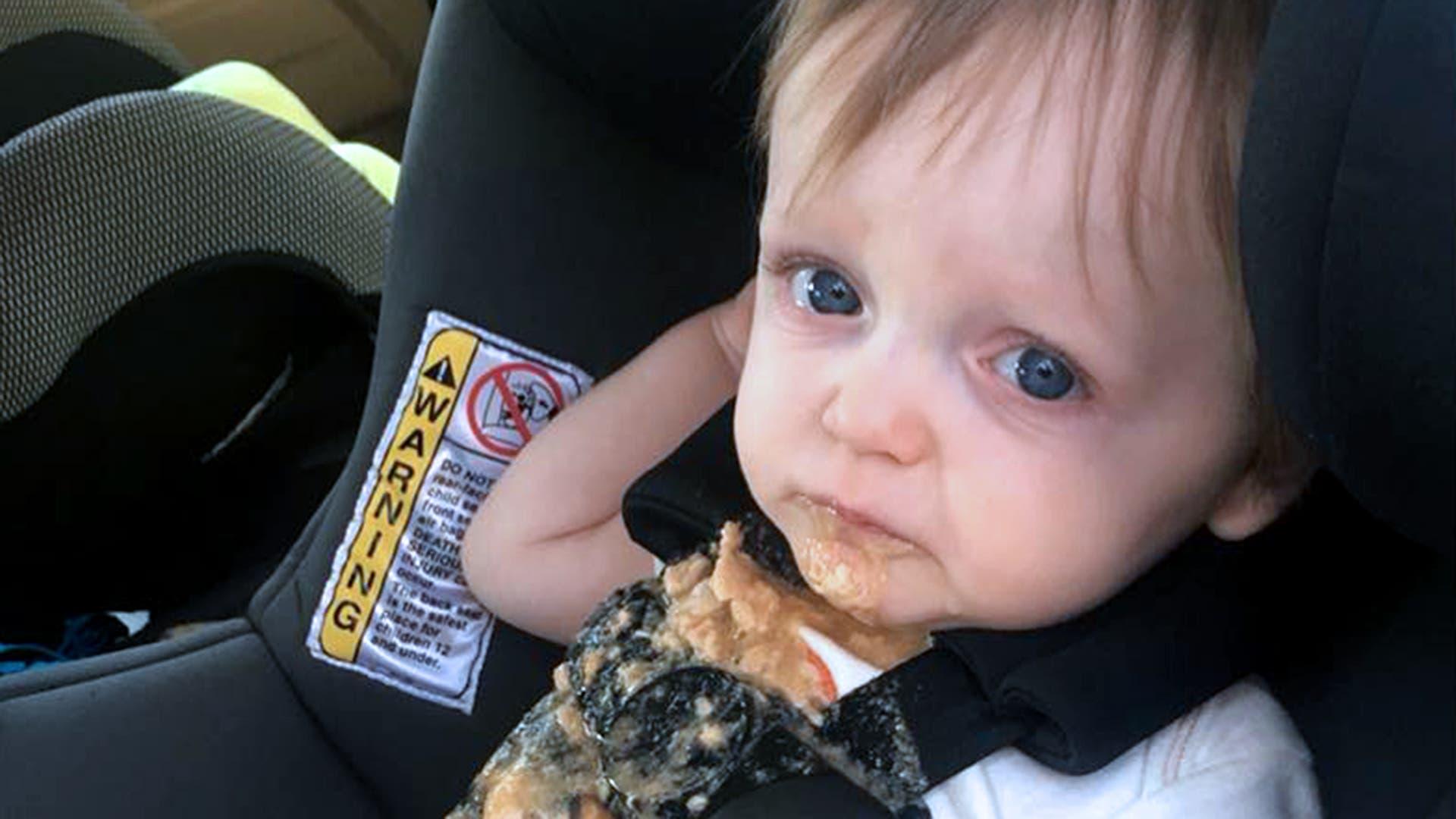 Toddler Throwing Up In Car Seat